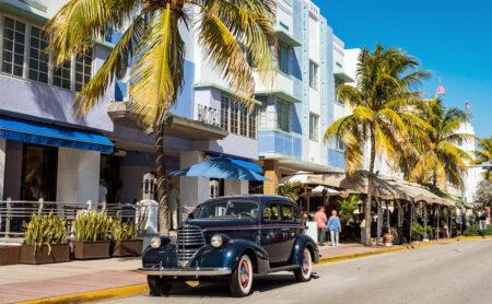 Miami, una din cele mai căutate destinații de vacanță din lume