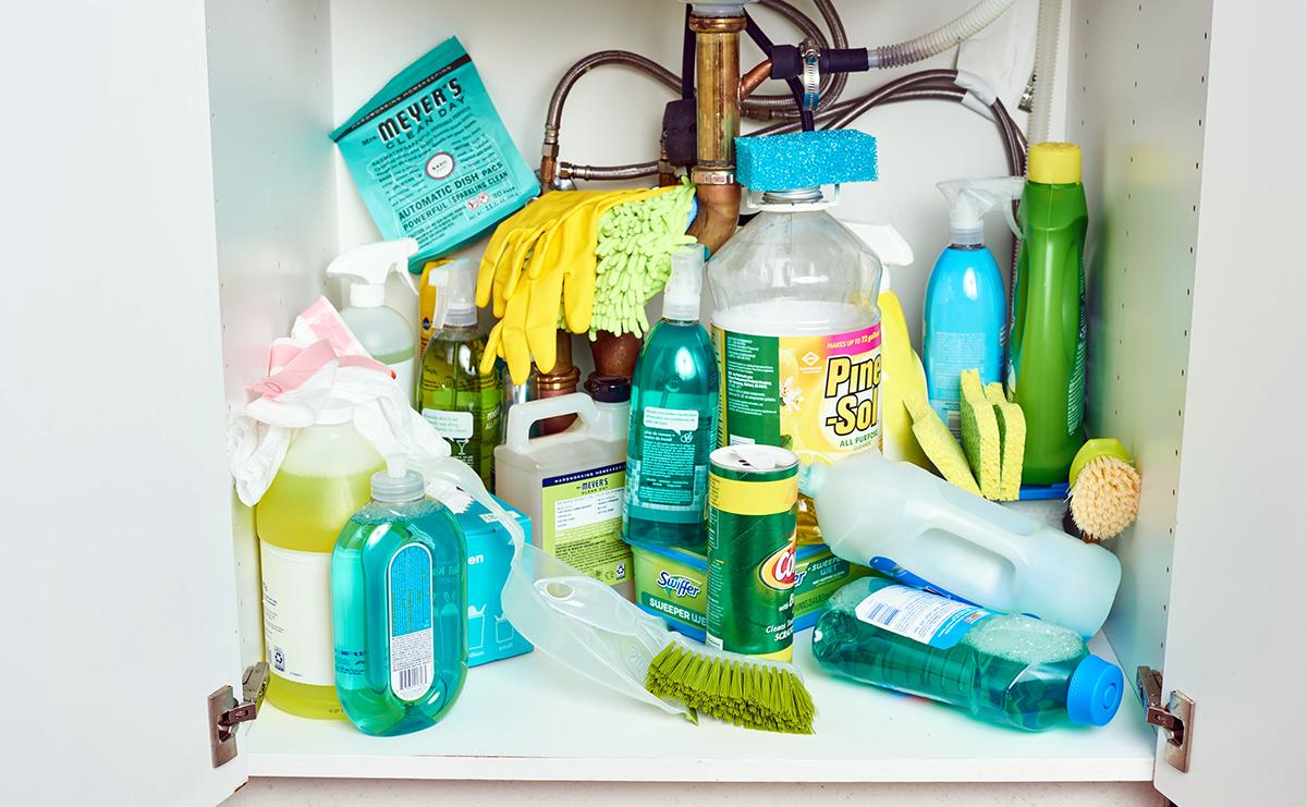 Kit, produsele de care aveți nevoie pentru o baie strălucitoare